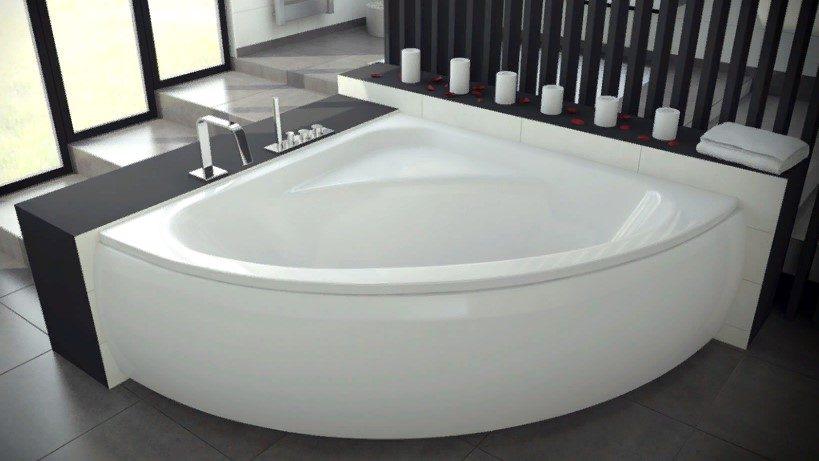 Акриловые ванны — большое разнообразие выбора