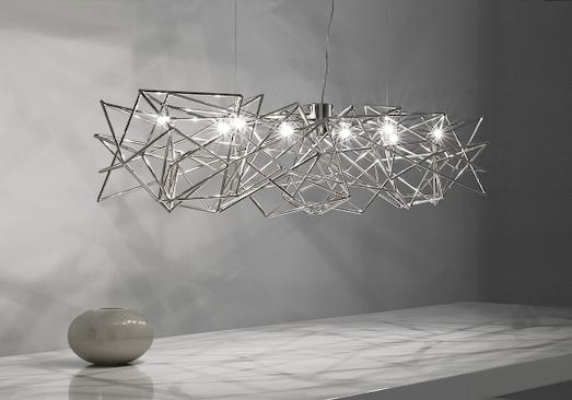 Hi-Tech светильники — как выбрать и как подобрать?
