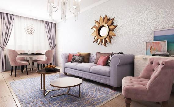 Особенности дизайнерского ремонта квартиры