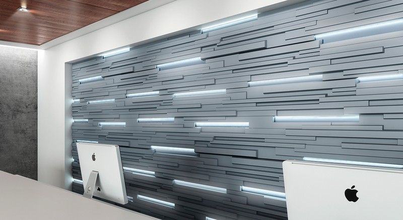 Все разновидности стеновых модульных панелей