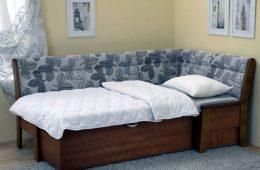 Правильно выбираем кушетку со спальным местом