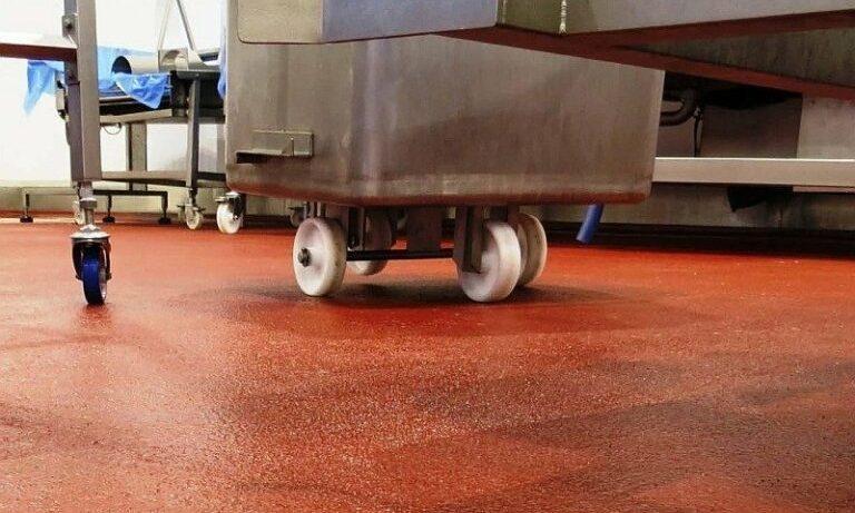 BASF представит напольное покрытие для пищевых производств