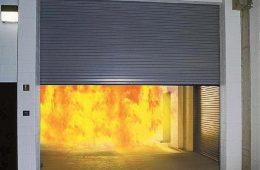 Противопожарная перегородка – не сдаться огню, дождаться подкрепления